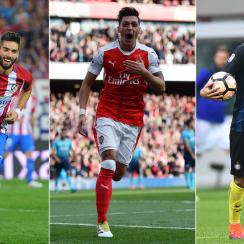 Atletico Madrid, Arsenal and Inter Milan were the newsmakers Around Europe