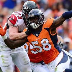 Von Miller: Broncos star, NFL sacks leader on Trevor Siemian, 2016 season