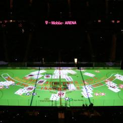 The NHL is expanding to Las Vegas, with the team playing at T Mobile Arena