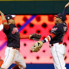 Cleveland Indians Francisco Lindor