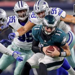 NFL Power Rankings: Week 9 standings, team rankings, playoff picture