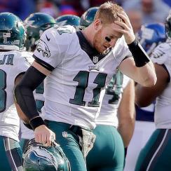 NFL Week 9 winners, highlights: Eagles vs. Giants, Lions vs. Vikings