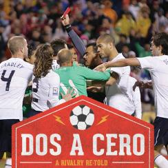 USA-Mexico Soccer Rivalry: Relive Dos A Cero Games