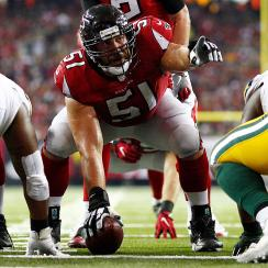 Alex Mack: Falcons offense hinges on center