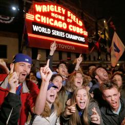Chicago Cubs fans, Wrigley Field