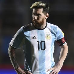 messi argentina soccer press conferene