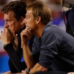 Jurgen Klinsmann's USA was thrashed by Costa Rica in a World Cup qualifier