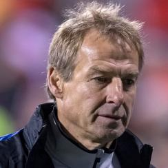 Jurgen Klinsmann is out as manager of the U.S. men's national team