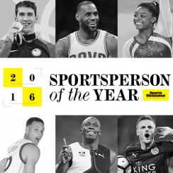 Vote: Sports Illustrated 2016 Sportsperson of the Year