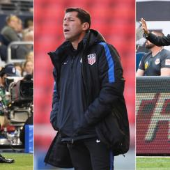 Peter Vermes, Tab Ramos and Jesse Marsch all could be coaching the U.S. men's national team in the future