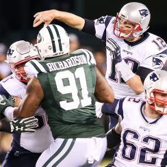 Patriots vs. Jets: Tom Brady, Rob Gronkowski injuries show New England weaknesses