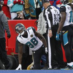 NFL injuries: Allen Hurns, DeVante Parker, more updates
