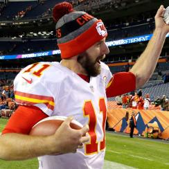 Chiefs top Broncos in dramatic AFC West tilt