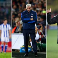 Lionel Messi and Barcelona slipped up, as did Alan Pardew's Crystal Palace, but Monaco is surging under Leonardo Jardim
