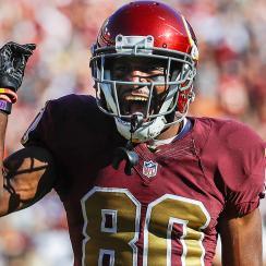 Jamison Crowder thriving in Washington Redskins offense