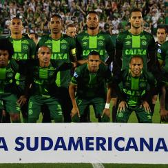 Chapecoense: Brazilian soccer team posts tribute video