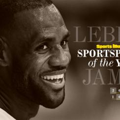 LeBron James wins 2016 Sportsperson of the Year