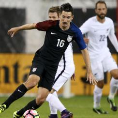 Sacha Kljestan is hoping to remain in the USMNT mix under Bruce Arena