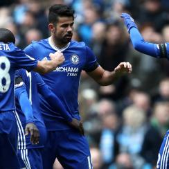 Chelsea beats Manchester City in the Premier League
