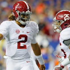 alabama college football playoff odds