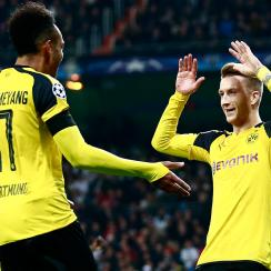 Borussia Dortmund 2, Real Madrid 2: Champions League highlights, video, goals