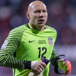 Brad Guzan may join Atlanta United