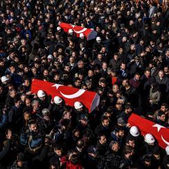 Istanbul attacks: 38 dead, 155 hurt in Besiktas bomb explosion