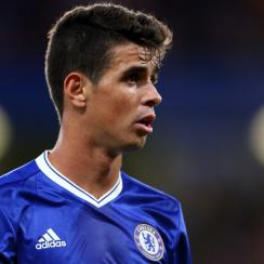 Oscar is in line for a move to China from Chelsea