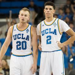 Bryce Alford, Lonzo Ball
