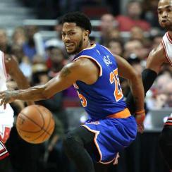 Knicks and Bulls