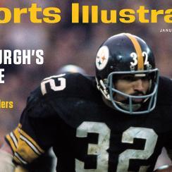 Franco Harris, Pittsburgh Steelers