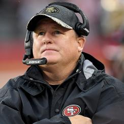 San Francisco 49ers Chip Kelly