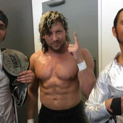 Kenny Omega: New Japan wrestler on WWE, Wrestle Kingdom