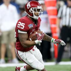 joe mixon sugar bowl oklahoma auburn
