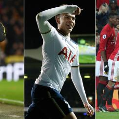 Pep Guardiola, Dele Alli and Manchester United had eventful holiday slates