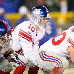 2007 NFC Championship Game: Giants, Packers players remember classic game in freezing temperatures