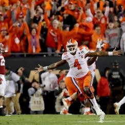 Clemson - Alabama was a great finish, but is it the best ever?