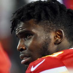 Tyreek Hill: Chiefs star's domestic violence record complicates NFL highlights