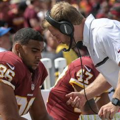 Sean McVay: Rams hire NFL's youngest head coach, former Redskins coordinator