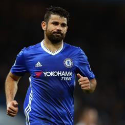 Diego Costa and Antonio Conte are reportedly in a row at a critical time for Chelsea FC.