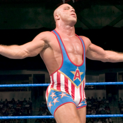 WWE's Kurt Angle on Hall of Fame induction (interview)