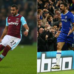 Dimitri Payet and Diego Costa have been making headlines for the wrong reasons