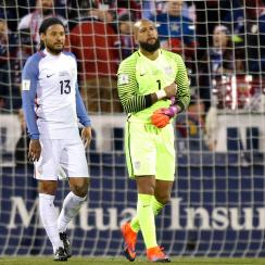Tim Howard and Jermaine Jones are at the center of a controversial discussion involving the U.S. national team