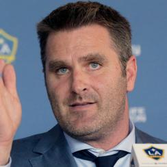 Curt Onalfo is the new manager of the LA Galaxy