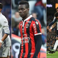 Cristiano Ronaldo, Mario Balotelli and Raheem Sterling made the headlines Around Europe over the weekend