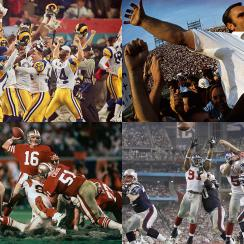 Super Bowl history: SI's 50 game stories from 1967 to 2016