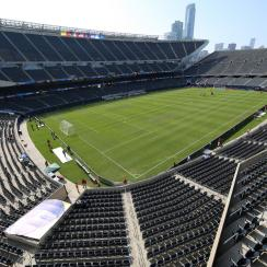 Soldier Field will host the 2017 MLS All-Star Game