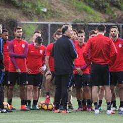 Bruce Arena is back in charge of the U.S. men's national team