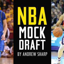 NBA Mock Draft 1.0