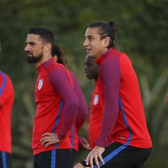 The USMNT plays Serbia in a friendly in San Diego